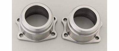 "Moser Engineering 7700 Axle Housing Ends Forged Steel Zinc Plated 8.8"" Ford Pair"