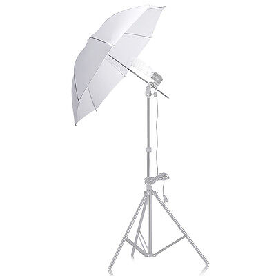 "Neewer 33"" 83cm Photo Studio Flash Diffuser Translucent White Soft Umbrella"
