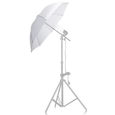 "Neewer 33""/83cm Studio Flash Translucent White Soft Umbrella for Studio Flashes"