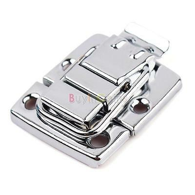 New Stainless Steel Chrome Toggle Latch For Chest Box Case Suitcase Tool Clasp
