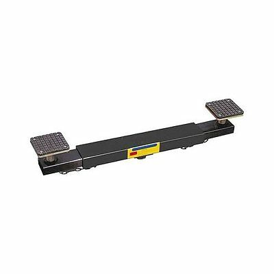 "Summit Cross Beam Floor Jack Adapter 2-Ton Capacity 27"" to 34"" W Ea 918008"