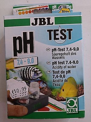 Jbl Ph Test Set 7,4 - 9 Neuf &