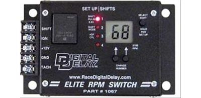 Biondo Racing Switch RPM Activated Single Shift Aluminum Each