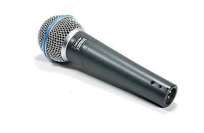 Shure Beta 58 Beta 58A SuperCardioid Wired Microphone - Ships FREE!