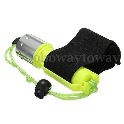 6000LM  T6 LED Waterproof Underwater Scuba Diving Flashlight Torch