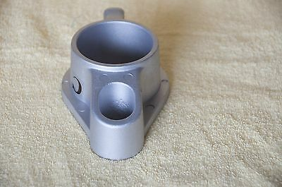 1 Base Plate Replacement Fitting For High Peak Frame Tent Tentandtable Awning