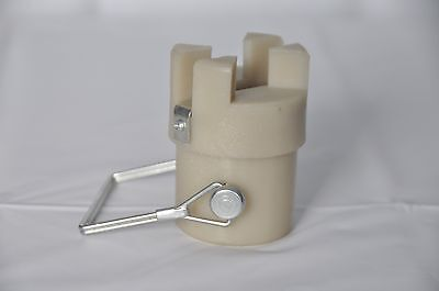 Center Mast Bottom Plug Replacement For High Peak Frame Tent Tentandtable