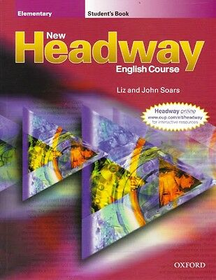 Oxford NEW HEADWAY Elementary Student's Book @NEW@