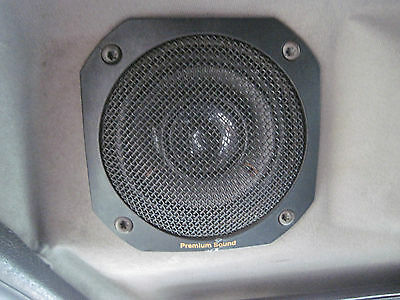 "2003 freightliner fl60 4"" roof console speakers"