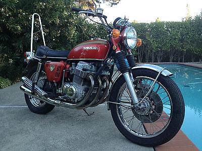 Honda : CB 1969 honda cb 750 k 0 early diecast model manufactured 2 weeks after the sandcast