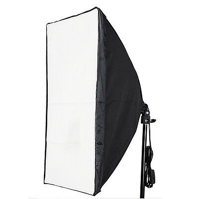 "Neewer 16""x16""/40x40cm Wired Studio Softbox Diffuser with E27 Socket"