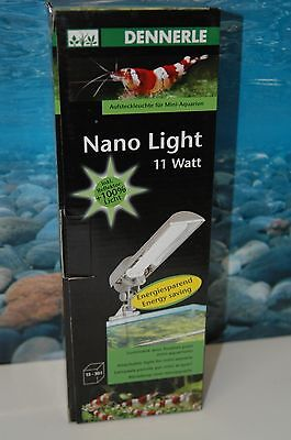 Dennerle Nano Light 11 Watt Neuf & RARE