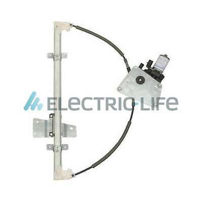 Electric Window Regulator Front Right ZRPG702R Electric-Life Mechanism Lifter