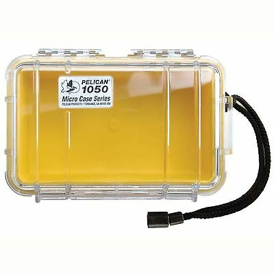 Pelican Products 1050-026-100 1050 Waterproof Case Blue
