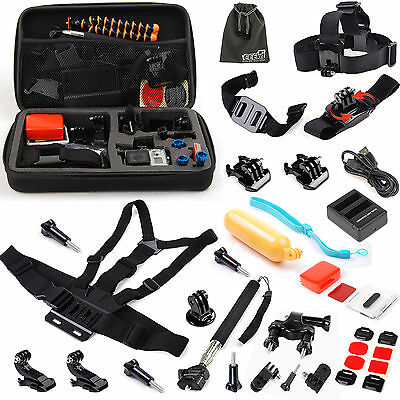 EEEKit All-in-1 Sports Accessories Bundle Kit for GoPro Hero 5 4 Black Session