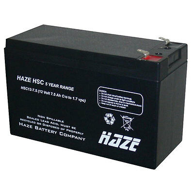SLA ACME Security Systems RB12V6 replacement Battery