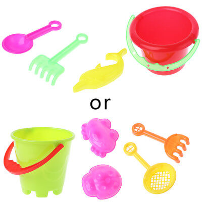 Outdoor Toys Tools Bucket Set Tiny Beach Sand Toys  For Toddler Kids Children