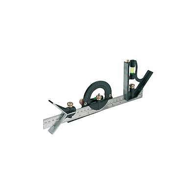 Silverline 300mm Combination Square Set - 991857