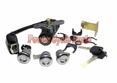 Key Lock Ignition Switch For Chinese Scooter Jonway  Yy150T-2 150T2 Sport Model
