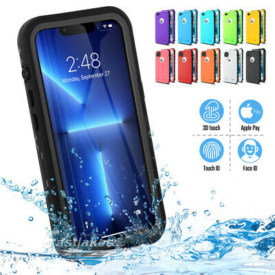 Waterproof Tough Shock Case Cover For Apple iPhone 6s 7 8 Plus XR XS MAX 11 Pro