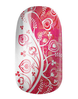 NAGELFOLIEN NAIL WRAPS by GLAMSTRIPES - TOP QUALITÄT MADE IN GERMANY 0095