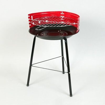 Portable 14 Inch BBQ with Stand, Patio, Beach, Camping, Small, Barbecue Barbeque