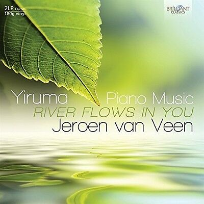Jeroen Van Veen - Piano Music-River Flows In You 2 Vinyl Lp New Yiruma