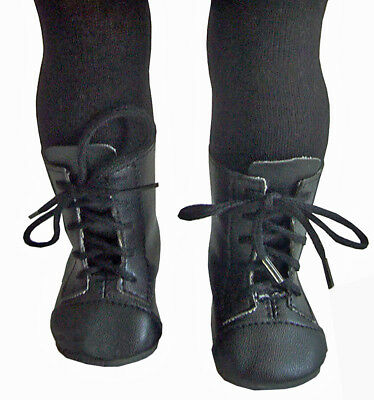 """8PC Lot Doll Shoes fits American Girl 18/"""" Dolls Boots Black Red Skates NEW A54"""