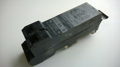 AB Allen-Bradley Auxiliary Contact 595-AA Series B Size 0-5