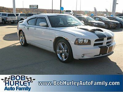 Dodge : Charger R/T 2009 dodge charger r t 5.7 l cd rear wheel drive abs fog lamps