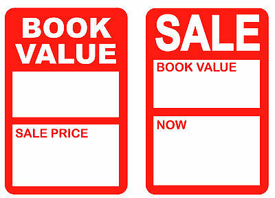 Promotional Point Of Sale Retail Price Stickers Sticky Swing Tag Labels POS