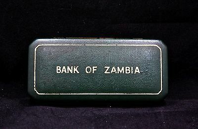 Bank Of Zambia 1964 Uncirculated Proof Set (MINT).