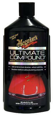 Meguiar's Paintwork Protection Ultimate Compound Car Polish 450ml Glossy Finish