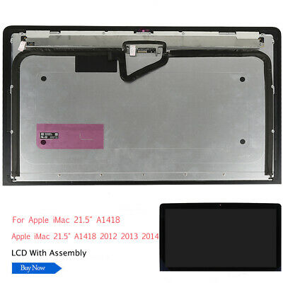 "LED LCD Screen Display LM215WF3 (SD)(D1) Apple iMac 21.5"" A1418 2012 2013 2014"
