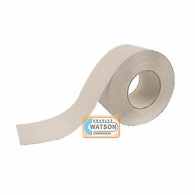 75mm x 20m White ANTI SLIP TAPE High Grip Adhesive Backed Non Slip Safety