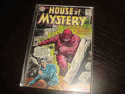 HOUSE OF MYSTERY #98  Silver Age   DC Comics 1960  G+/VG-