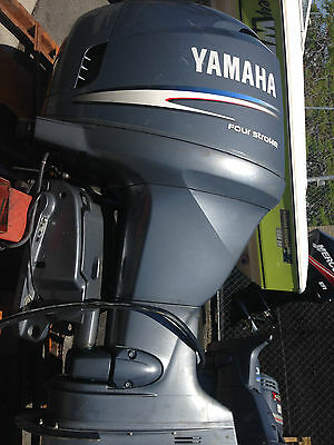115hp Yamaha 4 stroke Wrecking outboard  parts‏