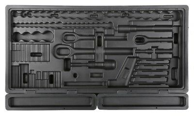 Halfords Advanced Professional Empty 90 Piece Tray Plastic Sockets Tools Storage