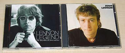 2 Cd Set - John Lennon - Legend The Very Best Of & The Collection