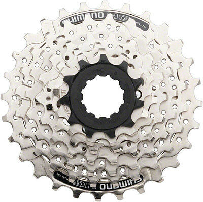 Shimano Cs-Hg41 Hyperglide 7 Speed---11-28T Mtb Bicycle Cassette