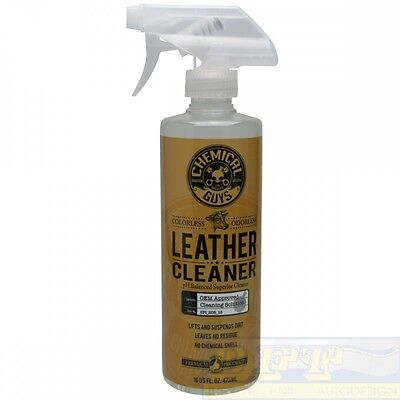 Chemical Guys Pure Leather Cleaner - Lederreiniger 473ml  31,48€/L