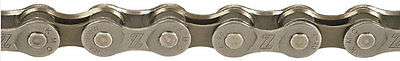 """Kmc Z72 6-7-8-18-21-24 Speed 1/2"""" X 3/32"""" Grey/brown Mtb Road Bicycle Chain"""