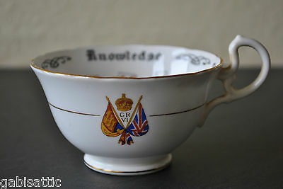 Aynsley The Cup of Knowledge Rd No GRVI 702537