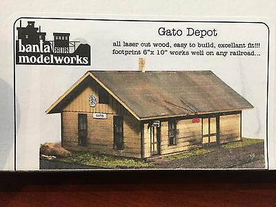 Csm - Formerly Banta Modelworks - S Scale - Gato Depot - Csm-4104