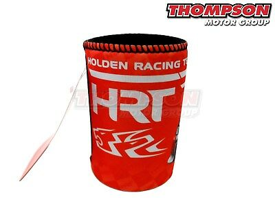 Official Holden 'HRT' Holden Racing Team Can Cooler / Stubbie Holder - NEW