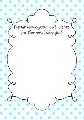 30 well wishes for baby cards baby girl shower bright pink chevron