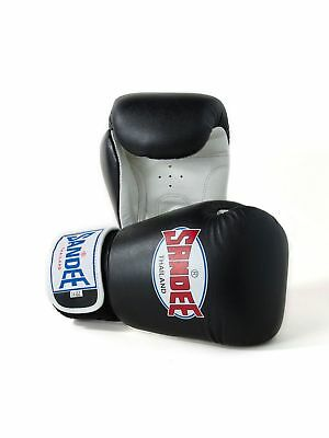 Sandee Kids Authentic Black Boxing Gloves Kids Boxing Gloves