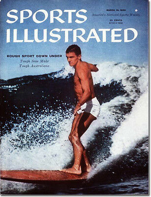 March 10, 1958 Australia Surfing Sports Illustrated 1A