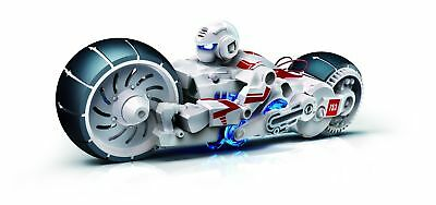 Salt Water Powered Motorcycle Bike and Rider Electronic Kit