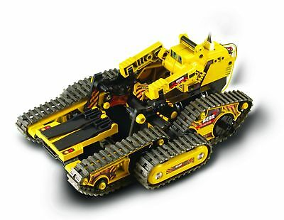 3 in 1 ATR All Terrain Robot Modules Models Forklift Gripper Rover Wired Control